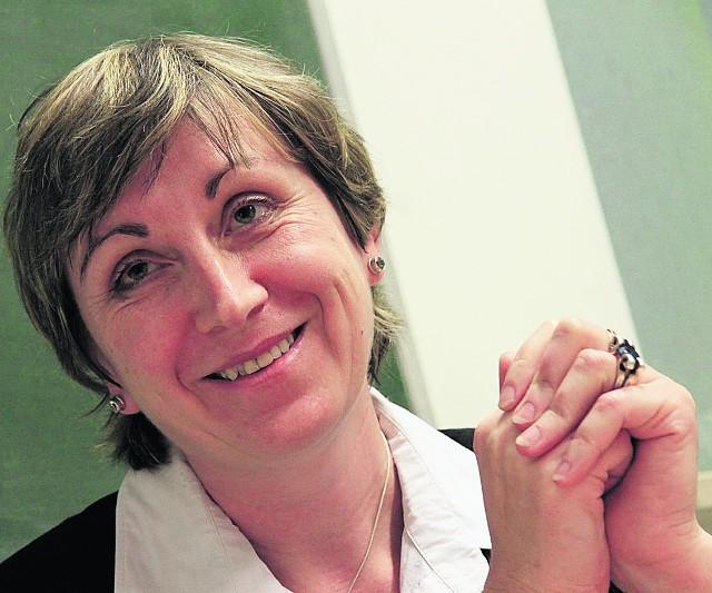 Natalka Babina: - Boleję nad tym, że władza na Białorusi jest amoralna