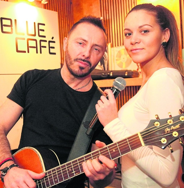 Paweł Rurak-Sokal i Dominika Gawęda