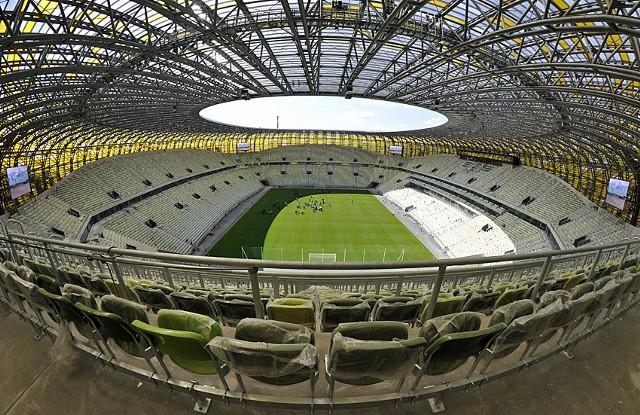 Stadion jest gotowy na pierwszy mecz