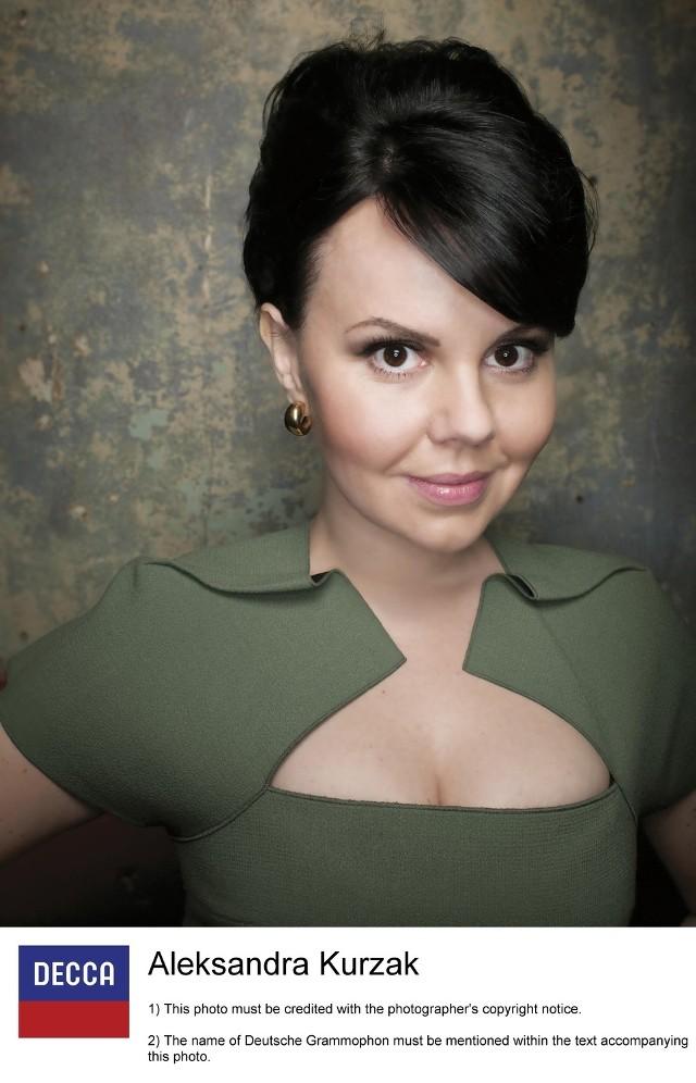 Aleksandra Kurzak to jedna z najbardziej znanych w świecie polskich śpiewaczek