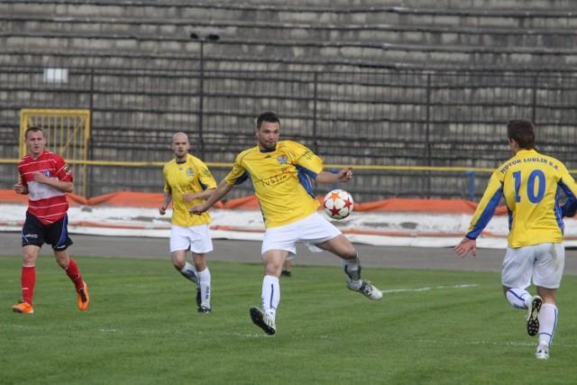 Piłkarze Motoru Lublin nie będą mogli grać w Lublinie