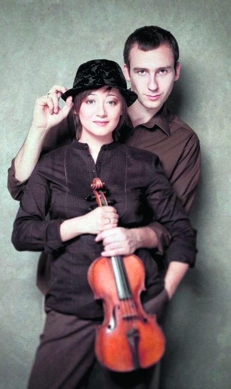 Alicja i Krzysztof Iwanowiczowie