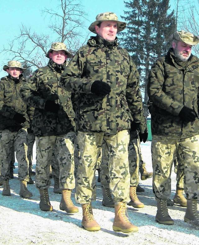 Pruszczańscy żołnierze będą w Afganistanie do października
