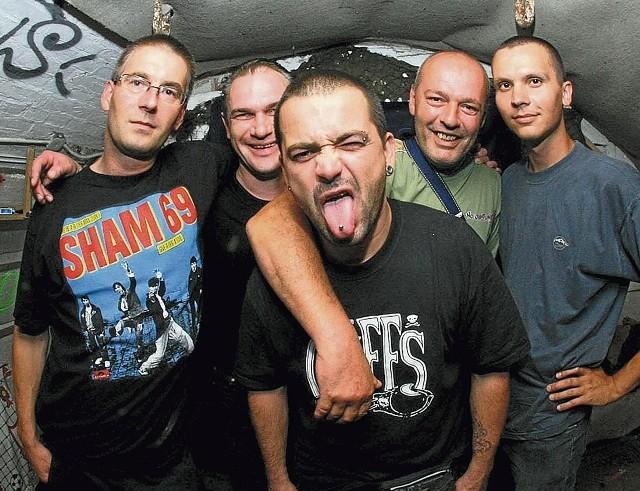 Rejestracja to jedna z gwiazd polskiego punk rocka lat 80.