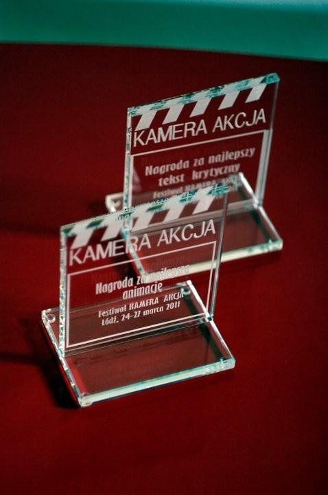 Do 15 lutego 2012 roku przyjmowane są zgłoszenia do Konkursu Etiud i Animacji Kamera Akcja.