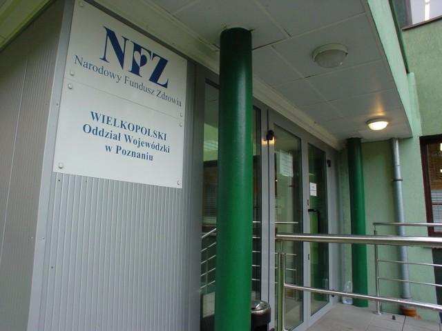 NFZ w Poznaniu