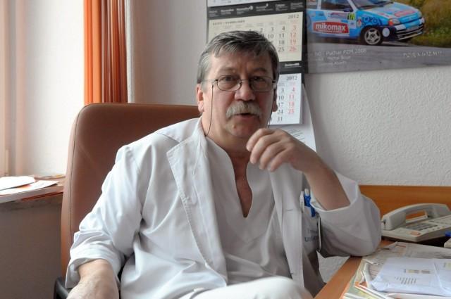 Na pacjentów czeka m.in. dr Jacek Niezabitowski, urolog