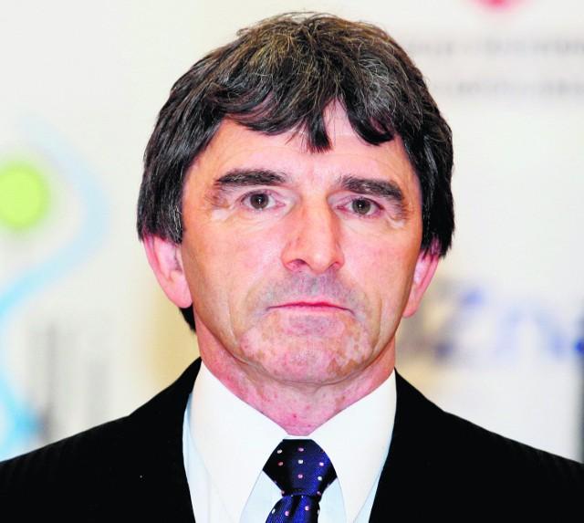 Roman Jankowski, najlepszy trener w Wielkopolsce w 2010 roku