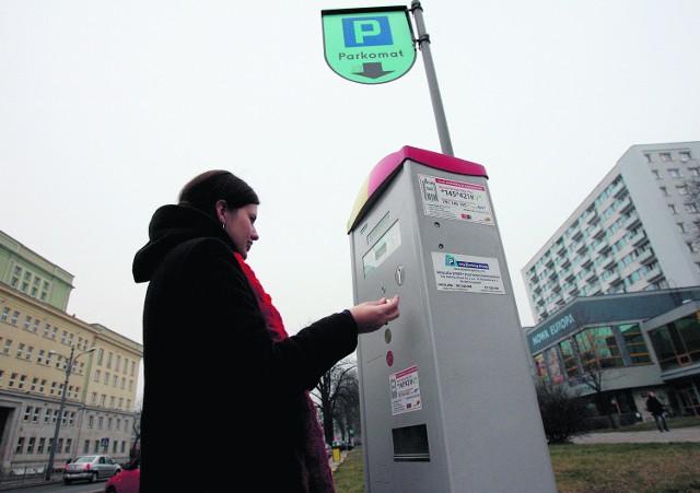 Wszystkie parkomaty mają być wymienione do 26 kwietnia.