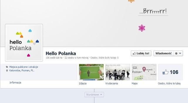 Strona mieszkańców Polanki