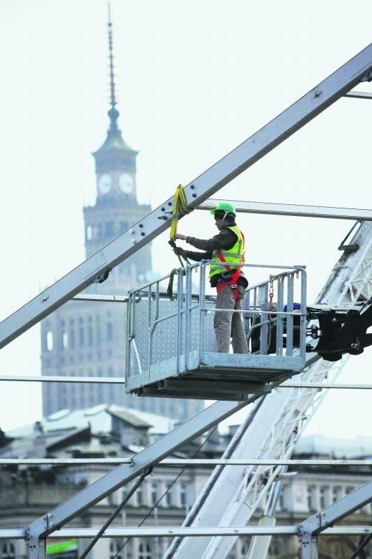 Płace elektromonterów wzrosły w ciągu 4 lat o 800 zł