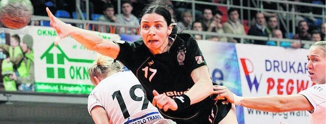 Kristina Repelewska była najskuteczniejszą zawodniczką w spotkaniu z Hiszpankami, notując siedem trafień