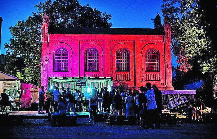 Festiwal po raz kolejny odbędzie się na terenie po Kopalni Katowice