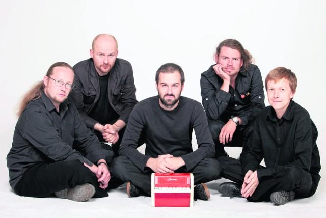 Jędrek Kurdziela, Maciej Bączyk, Paweł Romańczuk ,  Marcin Ożóg i Tomasz Oszulak