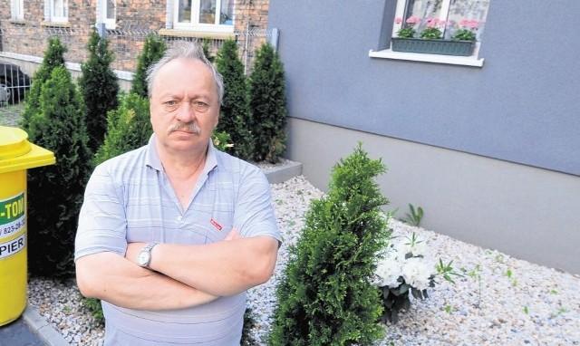 Mam nadzieję, że wyrok przyczyni się do poprawy sytuacji innych lokatorów - mówi Jacek Przygocki
