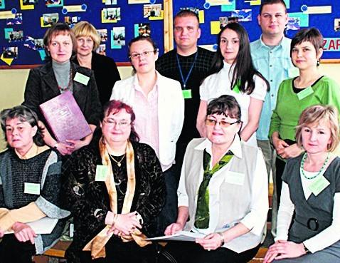 """Najlepsza kadra chrzanowskiego """"ogólniaka"""" dla dorosłych"""