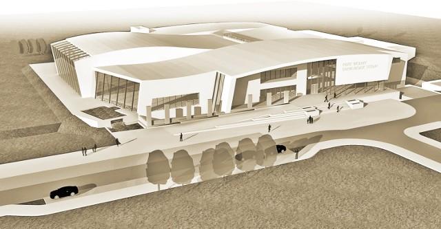 Projekt Tarnowskich Term wykonała Pracownia Architektoniczna Piotra Dominiczaka i Mariusza Szczuraszka