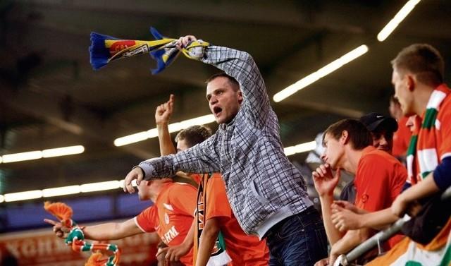 Kibice Zagłębia chcą jednego - pierwszego kompletu punktów w tym sezonie.