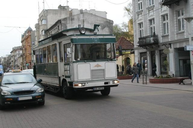 Łódzki trambus będzie kursował przez cały rok
