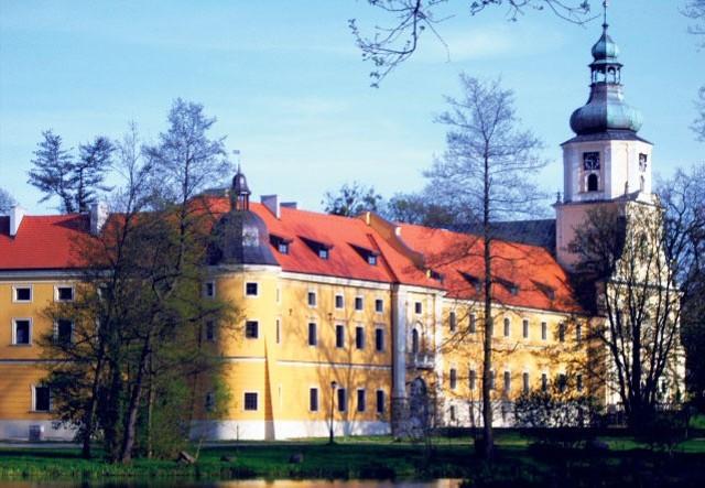 O tytuł walczy m.in. Zespół Klasztorno-Pałacowy w Rudach