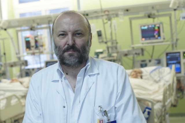 Profesor Marek Jemielity