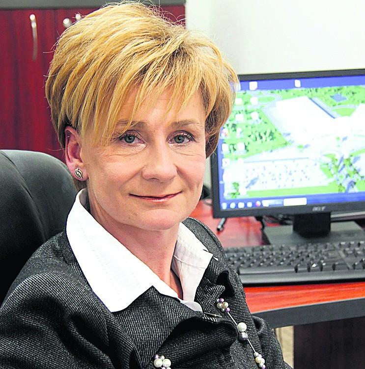 Beata Gorajek, prezes Targów Lublin