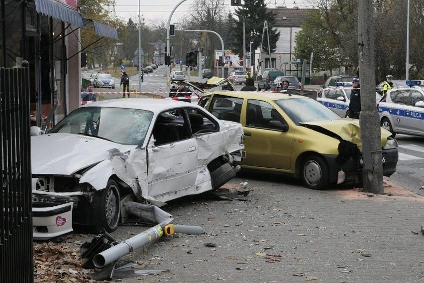 Do tragedii doszło na ulicy Nad Wierzbakiem