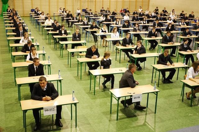 Egzamin gimnazjalny 2012: Część matematyczno-przyrodnicza