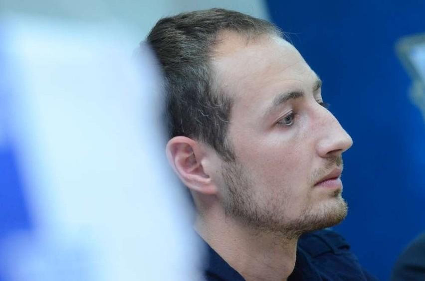 W piątek trzyletni kontrakt z poznańskim klubem podpisał...