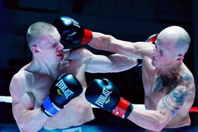 Gala MMA w Poznaniu 21 kwietnia 2012