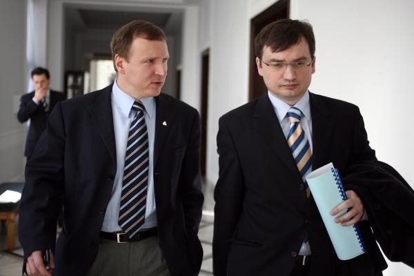 Zbigniew Ziobro i Jacek Kurski to przywódcy nieformalnej opozycji w PiS