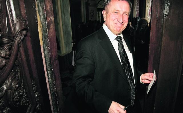 Czy były rektor Uniwersytetu Wrocławskiego, prof. Leszek Pacholski, zagrozi obecnemu?