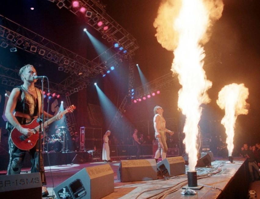 Ostatni koncert Rammstein w katowickim Spodku