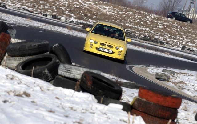 Walentynkowy Rally Sprint na Torze Lublin