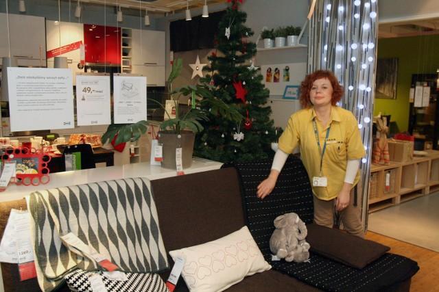 Na imprezowiczów czeka w Ikei umeblowane mieszkanie
