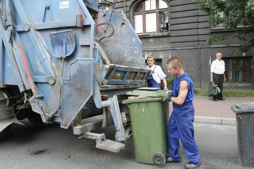 Za wywóz śmieci w Sosnowcu odpowiedzialna będzie gmina