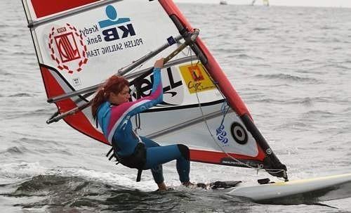 Zofia Klepacka-Noceti sięgnęła po brązowy medal