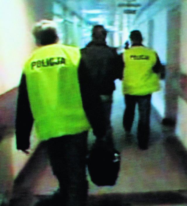 Zbigniew P. został zatrzymany w swoim gabinecie w przyszpitalnej przychodni w Olkuszu