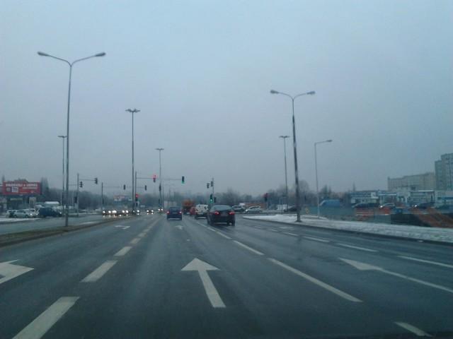Warunki na poznańskich drogach są dobre