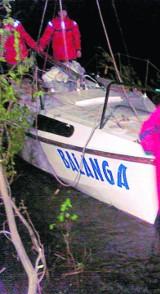 Strażacy usłyszeli zarzuty za śmierć żeglarzy na Jeziorze Powidzkim