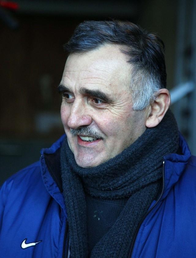 Grzegorz Nowak widzi, że jego podopieczny jest bardzo umotywowany do ciężkiej pracy