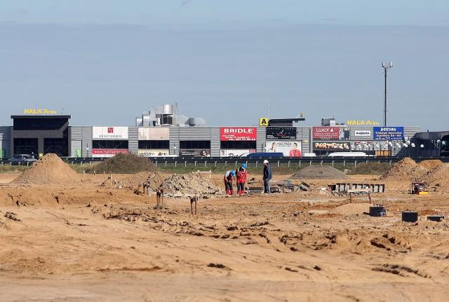 """Ptak Expo"""" które powstaje w Rzgowie za 500 mln euro"""