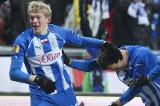Liga Europy: Lech Poznań - Sporting Braga 1:0