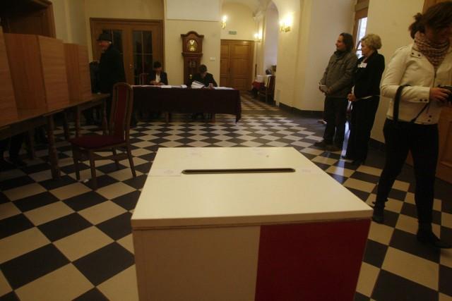 Studenci w prawyborach wybrali swoich parlamentarzystów