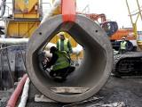 Gdańsk. Budują największy w mieście tunel! (ZDJĘCIA)
