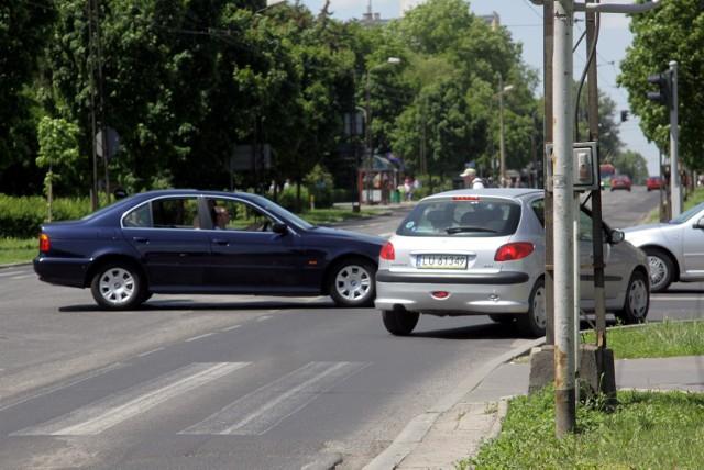 Czy monitoring spowoduje, że to skrzyżowanie będzie bezpieczniejsze?