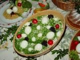 Sosy do jajek: szczypiorkowy