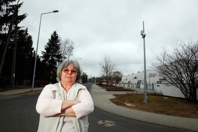 Irena Chlebowska z ulicy Andersena chce walczyć o odszkodowanie