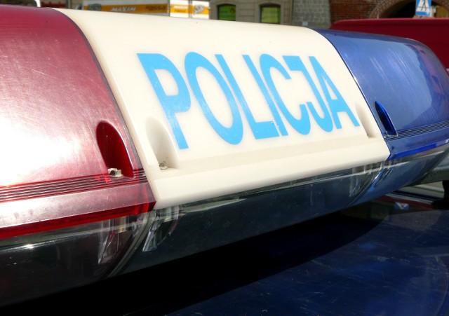 Urszulin: Podczas przesłuchania 19-latkowi wypadł woreczek z marihuaną