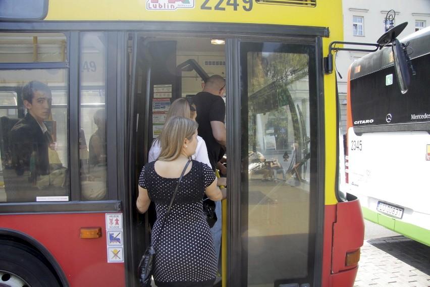 Lubelskie ZTM ma oznakować autobusy z klimatyzacją